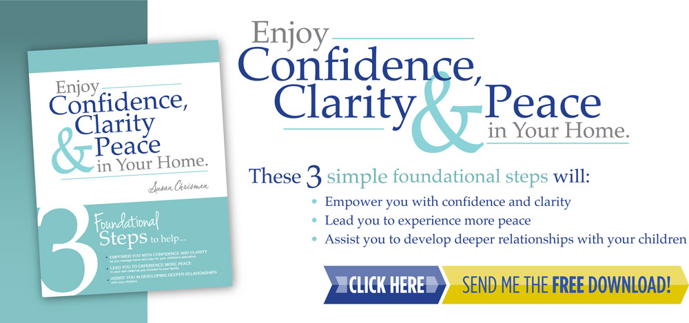 Enjoy Confidence, Clarity & Peace