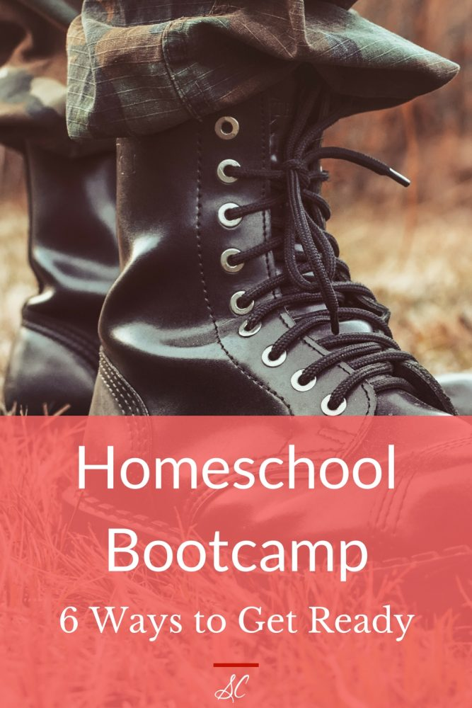 Homeschool Bootcamp