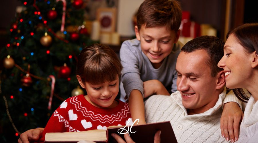 Creating Traditions and Happy Memories at Christmas