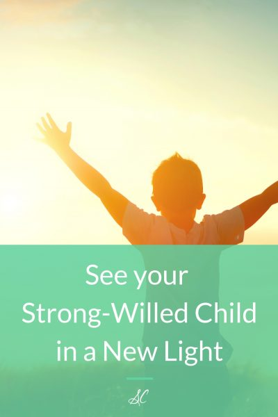 See Your Strong-Willed Child in a New Light