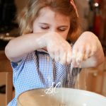 Why Making Cookies is Good For Kids' Health
