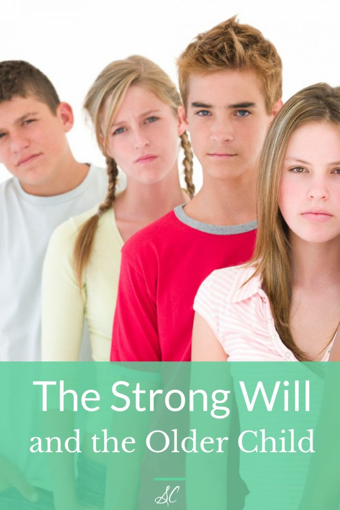 We all want our children to have the inner strength of will to choose well even when those around them choose poorly.